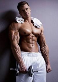 Fitness Model Steven Webb | Inspiration DE