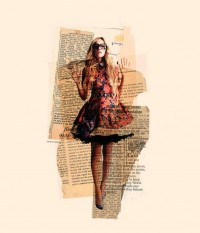 Arian Behzadi's Mixed-Media Collages | Trendland: Fashion Blog & Trend Magazine
