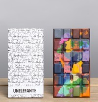 UNELEFANTE x Chef Jorge Llanderal : Artisan Chocolate Bars — KNSTRCT - Carefully Curated Design News