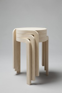 Karusell stool by Swedish Staffan Holm. | Inspiration DE