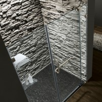 VG6042BNCL66 Frameless Shower Door - modern - showers - new york - by VIGO