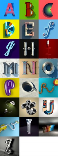 Alphabet. on