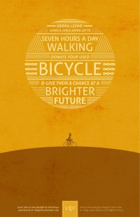 Village Bicycle Project by Jessica Marak | Inspiration DE