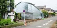 Architecture Photography: Terunobu Fujimori's Soft-Hard Aluminum House Opens Near Tokyo (504634)