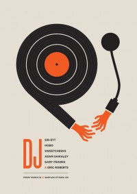Ross Proulx spoils us with his beautiful gig poster designs — Designspiration