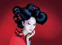 Appel à tous les photographes, Maquillage, équipes styliste en Asie! Afficher Shiseido Vos plupart des muscles Creative