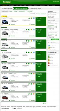 Select a vehicle