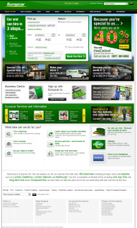 Car Hire, Van Hire & Minibus Hire from Europcar UK, France, Spain, Italy, Worldwide