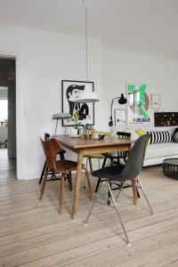 Skandynawskie stylizacje w mieszkaniu | Dania - CzytajNiePytaj - Magazyn Online. Sztuka, Moda, Design, Kultura