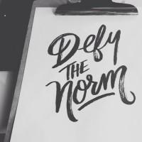 Defy the norm! | Inspiration DE