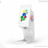 A' Design Award and Competition - Images of Pepsi Touch Tower 2.0 by PepsiCo Design & Innovation