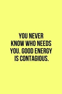 Good Energy! | Inspiration DE