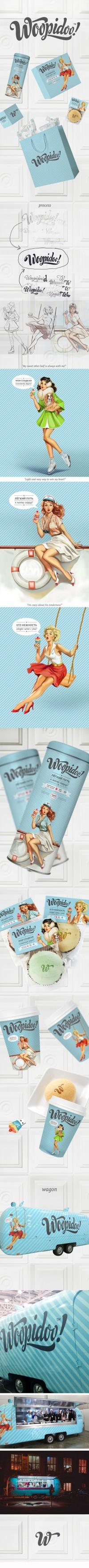 Woopidoo by Valeria Polubiatko | Inspiration DE