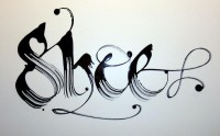 Calligraffiti » Shoe Hardbrush