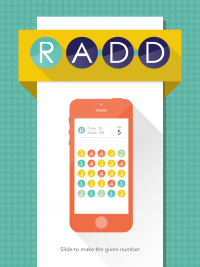 RADD: The Adding Game on