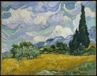 Vincent van Gogh | Wheat Field with Cypresses | The Metropolitan Museum of Art