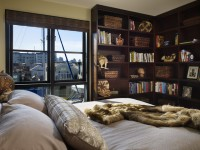 Guest bedroom. - contemporary - bedroom - seattle - by Dan Nelson, Designs Northwest Architects