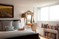 Turtle Creek High-Rise Condo - transitional - bedroom - dallas - by Wesley-Wayne Interiors, LLC