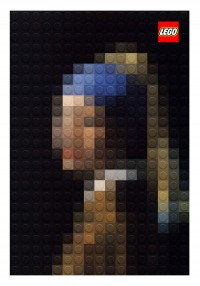 Can You Name the Original Painting from these LEGO Versions? «TwistedSifter