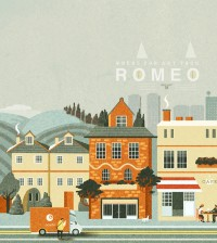 Illustration / Illustration - Romeo on Behance