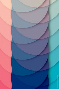 Cool pastel pattern wallpaper for your Apple iPhone. | iPhone Wallpaper