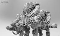 Nuthin' But Mech Site B: Juggernaut Mech