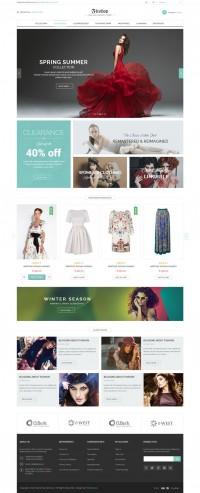 Web Design / fashion, concept, web design, website, layout