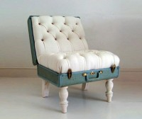 Suitcase chair | Fab.com