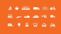 18 Travel Icons | PixelsDaily