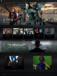X-Men Days of Future Past: Official Site | Inspiration DE