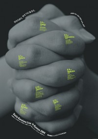 Oh My Fucking Poster — Designspiration
