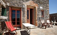 Tinos Habitart rental villas - a vacation concept for the culturally minded in Cyclades
