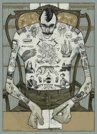 Área Visual: Las ilustraciones de Rich Kelly