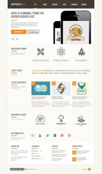 Web Design Inspiration Vol. 1 - FreebiesXpress