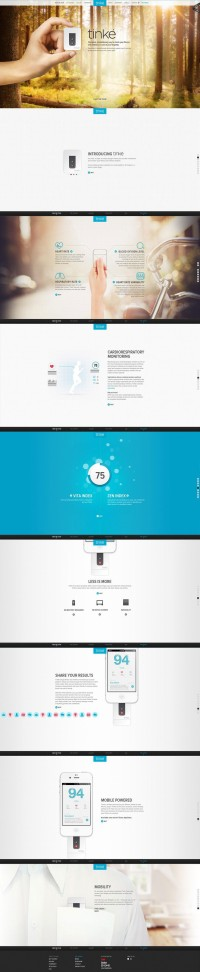 Web Design Inspiration Vol. 1 - FreebiesXpress