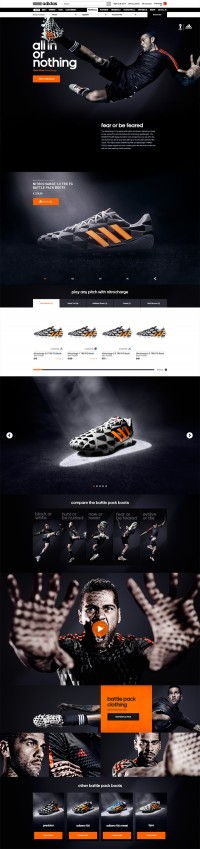 adidas - Battle Pack on