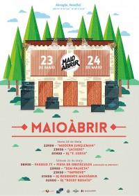 Visual communication for MaioÀbrir festival. | Inspiration DE
