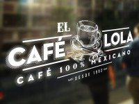 Logo / Café Lola on the Behance Network