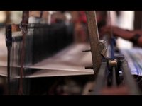Bluesville - Traditional Handwoven Fabrics on Vimeo