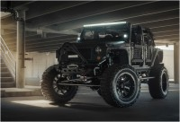 FULL METAL JACKET JEEP | BY STARWOOD MOTORS | dtail™