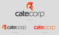 Cate Corp – Logotype & Stationery Design on Branding Served | Inspiration DE