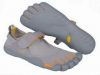 5 fingers kso grey/orange mens running footwear