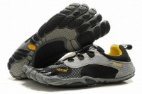 black/grey 5 fingers bikila ls women running shoes