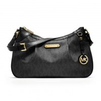 MICHAEL Michael Kors Bags Medium Jet Set Logo Shoulder Bag