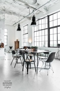 Interior design / Lightfilled Loft in Eindhoven emmas designblogg