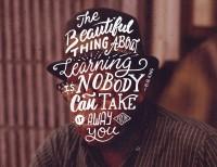 Learning Hand Lettering by Ian Barnard | Inspiration DE