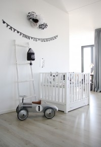 The home of Karlijn and Pieter - Contemporary - Nursery - Amsterdam - Holly Marder