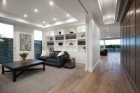 DuChateau Floors - Marshall White Penthouse - Modern - Living Room - Melbourne - DuChateau Floors