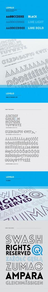 Lovelo Free Font - FreebiesXpress
