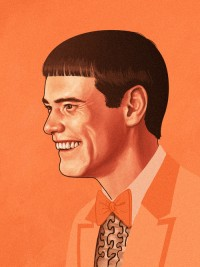 Lloyd Christmas (Jim Carrey) from Dumb & Dumber by Mike Mitchell |